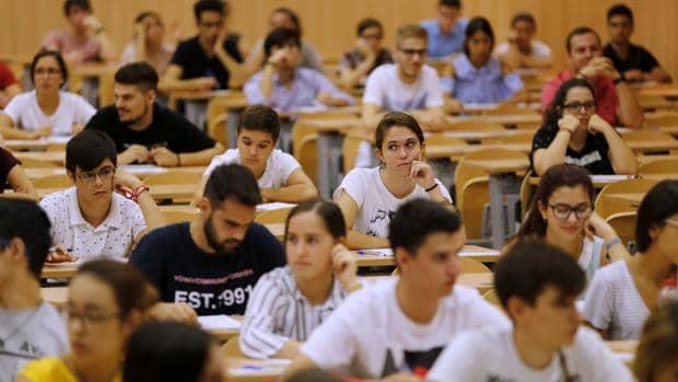 En clases universidad
